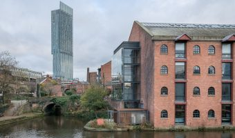 Merchants' Warehouse in Castlefield, Manchester