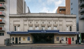 Photograph of the O2 Ritz Manchester, a live music venue in Manchester city centre.