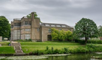 Photograph of Astley Hall. Located at Astley Park, Chorley, Lancashire.