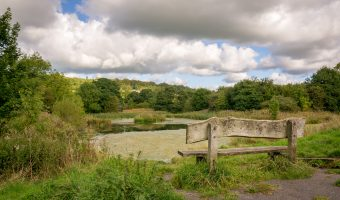 Photo of Cuerden Valley Park, Lancashire.