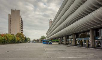 Photo of Preston Bus Station, Preston, Lancashire.