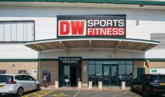 Photograph of DW Sports Fitness at Ocean Plaza, Southport.