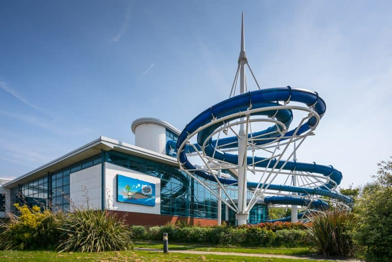 Photograph of Splash World, Southport, Merseyside.