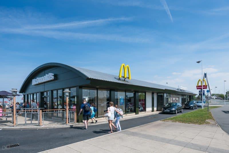 Photo of McDonald's restaurant at Ocean Plaza, Southport.