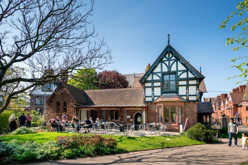 Grosvenor Park Lodge at Grosvenor Park, Chester